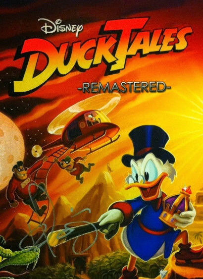 DuckTales: Remastered for Mac poster