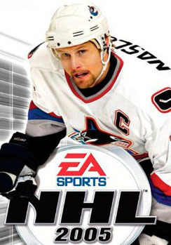 NHL 2005 for Mac poster