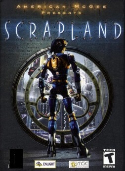 Scrapland for Mac poster