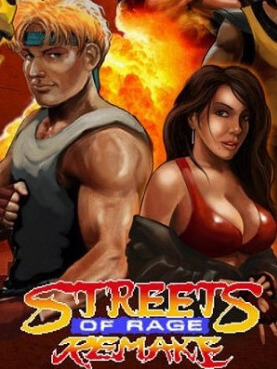 Streets of Rage Remake V5