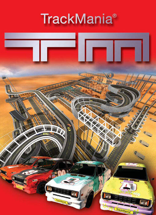 TrackMania Original for Mac poster