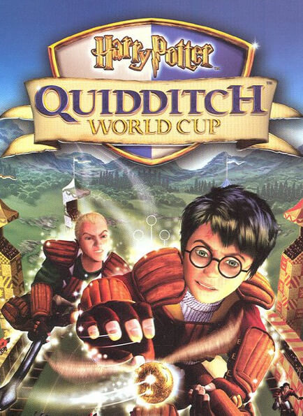 Harry Potter. Quidditch Cup