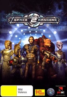Space Rangers 2 for Mac poster