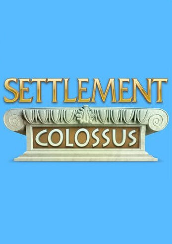 Settlement colossus for Mac poster